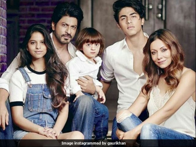 Shah Rukh Khan Wants To 'Retain The Purity' Of His Children's Childhood