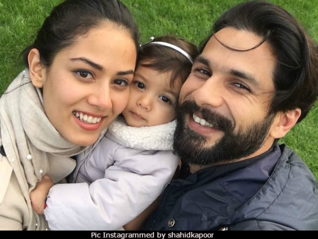 An Important Day In Shahid Kapoor's Daughter Misha's Life, Rounded Off With A Treat