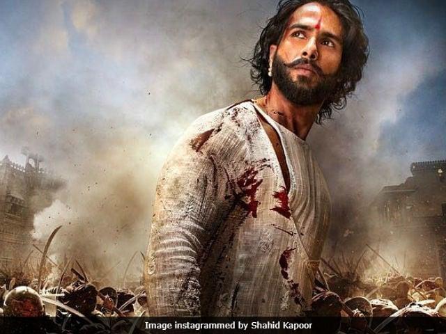क्या फिल्म 'पद्मावती' के प्रमोशन से नाखुश हैं शाहिद कपूर? जानें