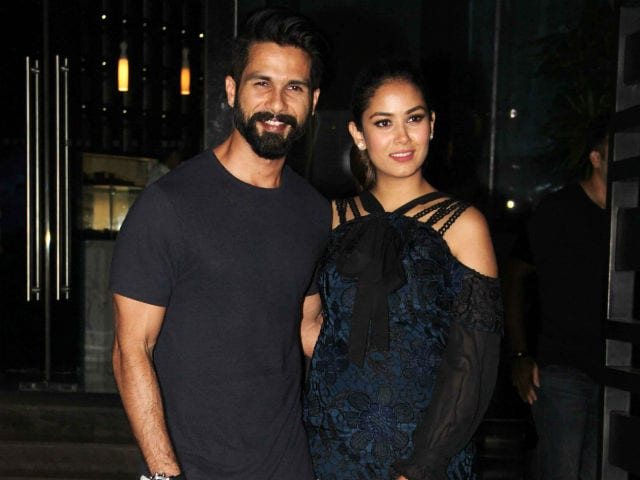 Shahid Kapoor Makes Wife Mira Rajput's Birthday Extra Special