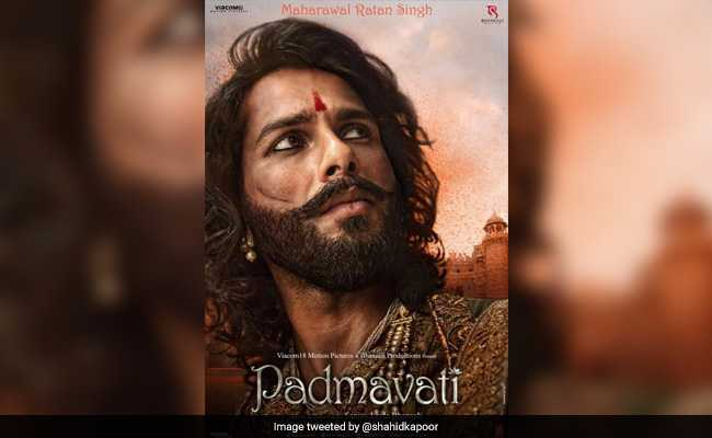 BJP Wants Ban On 'Padmavati' In Gujarat Till Polls, Congress For Ban If It Distorts History