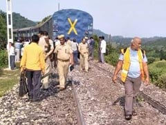 7 Coaches Of Shaktikunj Express Derail In UP, No Injuries Reported