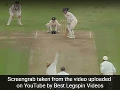Shane Warne Reveals How He Bowled The 'Ball Of The Century'