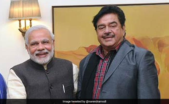 Shatrughan Sinha Indicates May Quit BJP Ahead Of 2019 Election