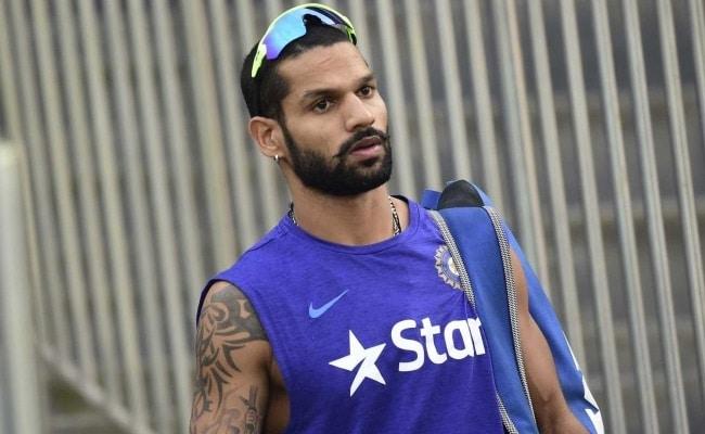 INDvsAUS: टीम इंडिया को झटका, ओपनर शिखर धवन पहले तीन वनडे से बाहर हुए