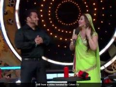 <i>Bhabi Ji Bigg Boss 11</i> Mein Hain: Watch Salman Khan's Welcome Gig For Shilpa Shinde