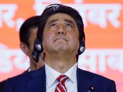 Japan's Shinzo Abe Says UN Resolution Must Force Change In North Korea