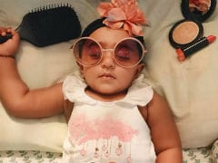 Shveta Salve's Daughter Is Sleeping Beauty In Real Life. Click Here For Pics