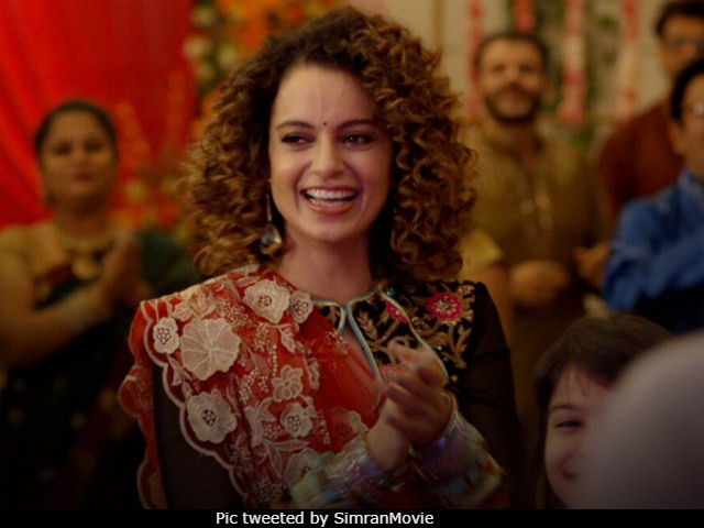 Kangana Ranaut's Simran Director Tweets About The 'Love And Criticism' Received By The Film