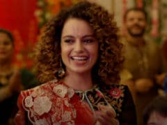 Kangana Ranaut's <I>Simran</i> Director Tweets About The 'Love And Criticism' Received By The Film
