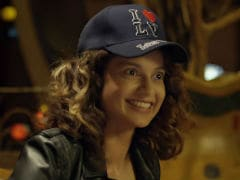<I>Simran</i> Preview: Ready Or Not, Here's Kangana Ranaut