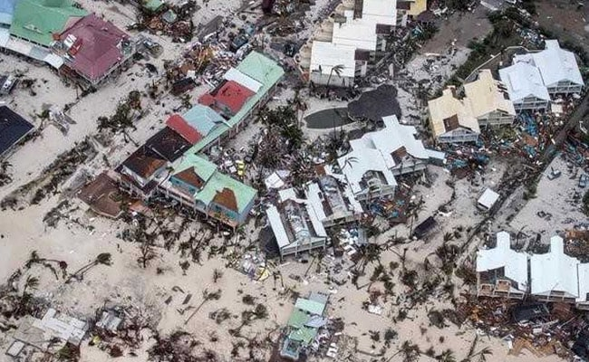 170 Indians Evacuated From Hurricane-Hit Sint Maarten