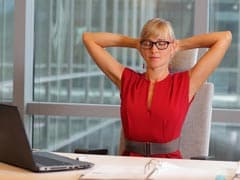 5 Simple Exercises You Can Do While Sitting In A Chair