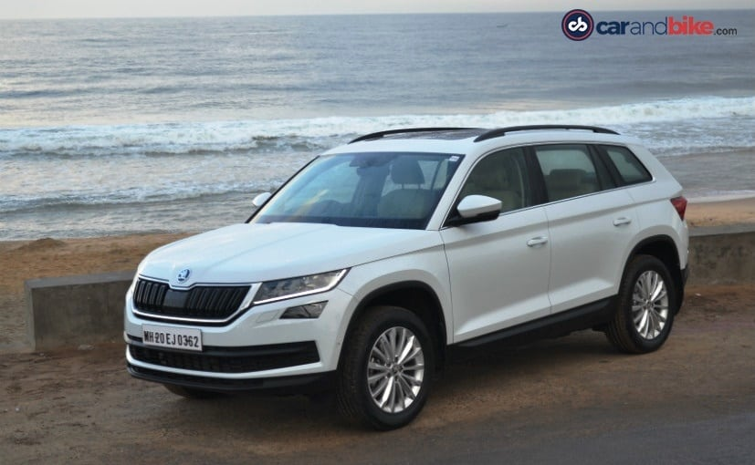 Skoda is offering a loyalty bonus of up to Rs. 50,000 on all its models