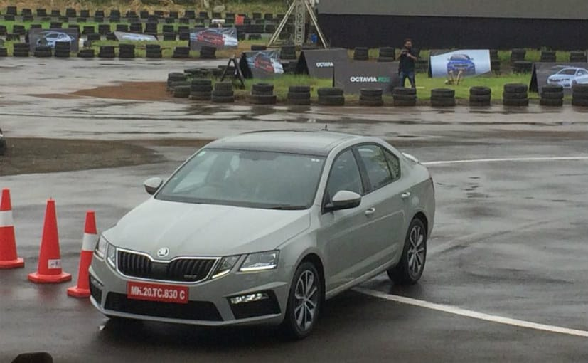 The Skoda Octavia RS has been launched in India at a price of Rs. 24.62 lakh