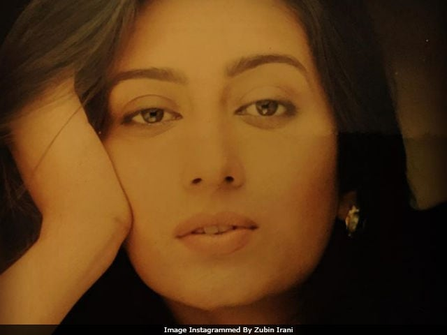 Smriti Irani's Old Pic Is Making The Internet Nostalgic About Kyunki...