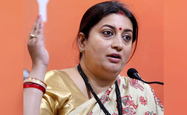 Abhishek Singhvi Takes A Swipe At 'Ease Of Business' Ranking, Smriti Irani Replies