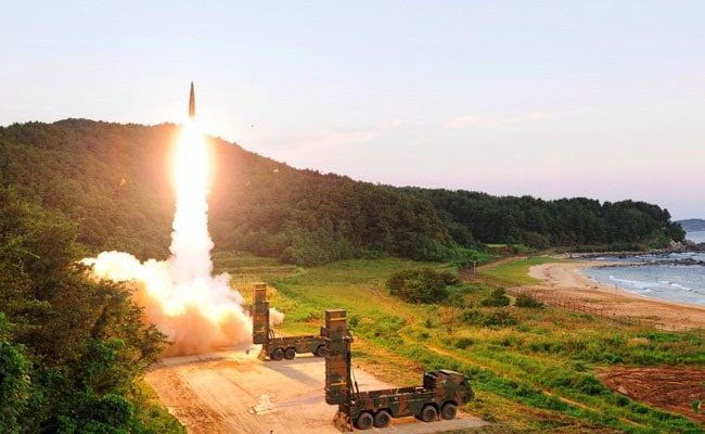 South Korea Missile Exercise After North Korea Nuke Test: Yonhap