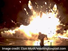 SpaceX's Greatest Explosions, Courtesy Of Elon Musk