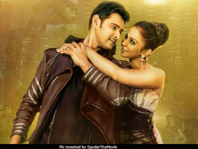 Second single from Mahesh Babu's 'Spyder' is out