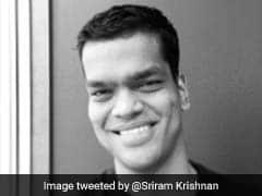 Indian-Born Sriram Krishnan Joins Twitter As Senior Director
