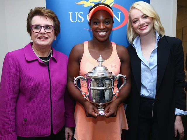 Sloane Stephens Marvels at Money And Journey to US Open Glory