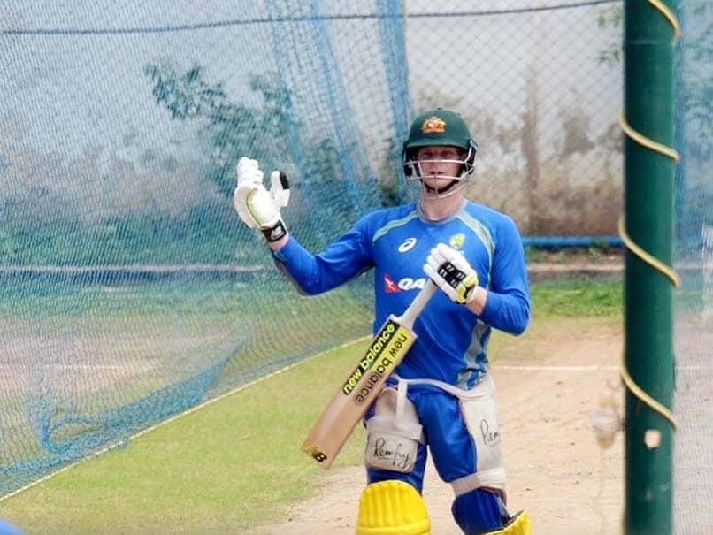 India vs Australia: Steve Smith Bats For Peace Ahead Of ODIs