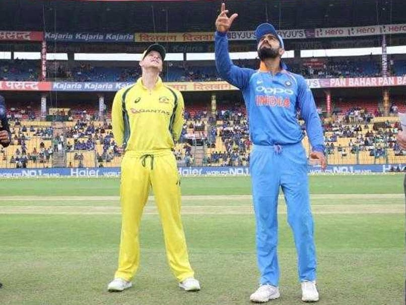 India vs Australia: BCCI Official Twitter Handle Does Major Goof-Up, Tweets 1st T20I Instead 4th ODI