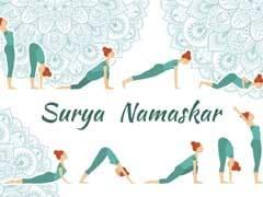 International Yoga Day: Health Benefits of Surya Namaskar And Why You Should Do It Daily