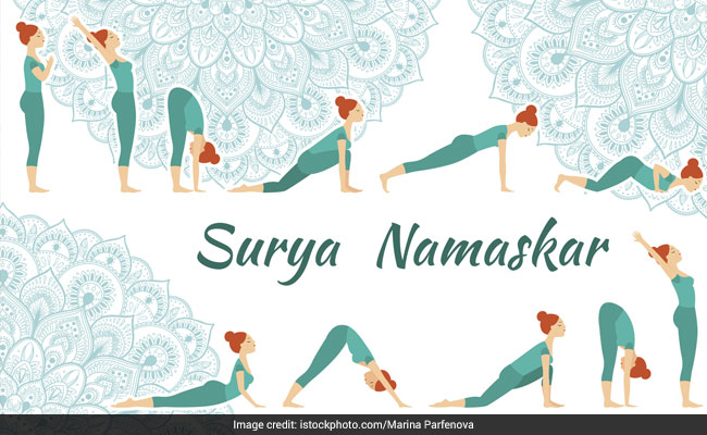 Health Benefits Of Surya Namaskar (Sun Salutation)