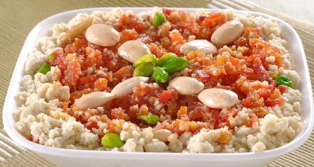 सुनहरी स्टाइल गाजर का हलवा