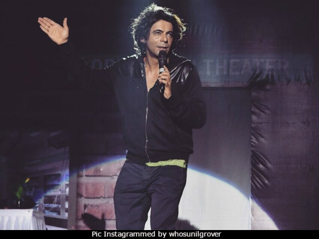 Will Sunil Grover's New Show Also Have Kiku Sharda, Ali Asgar? Details Here
