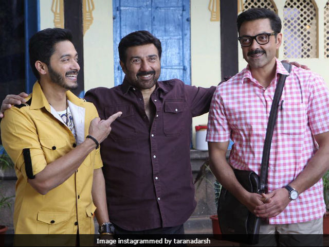 Poster Boys Box Office Collection Day 6: Sunny And Bobby Deol's Film Makes Rs 10.30 Crore