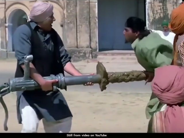 Sunny Deol On Gadar's 'Hand Pump Scene': Was Not Supposed To Be Funny