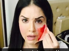 Sunny Leone Posted A Video Which Is Not For The Faint-Hearted