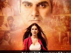 Sunny Leone Shares First Poster Of <i>Tera Intezaar</i>, Her Film With Arbaaz Khan