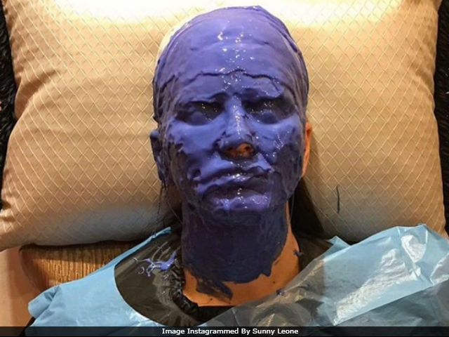 Is That Sunny Leone? Yes, Like You Have 'Never Seen Before'