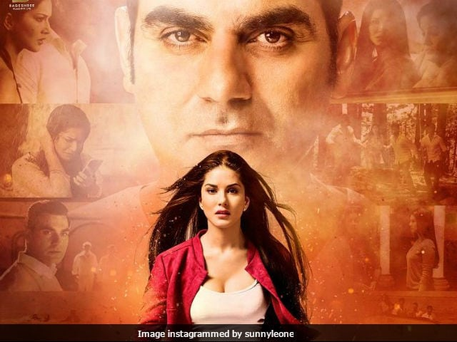 Sunny Leone Shares First Poster Of Tera Intezaar, Her Film With Arbaaz Khan