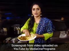 Award-Winning Kerala Actress Surabhi Lakshmi Trolled For Eating Beef On Onam TV Special