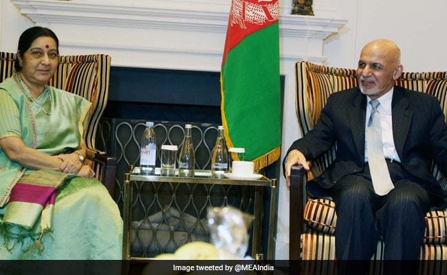 Hours After Pak PM's Big Talk, India Launches 116 Projects In Afghanistan