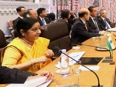 Countries Using Terrorism As Instrument Of State Policy: Sushma Swaraj