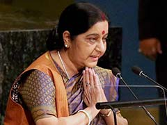 'We're Fighting Poverty, Pak Fighting Us': Top 10 Quotes Of Sushma Swaraj