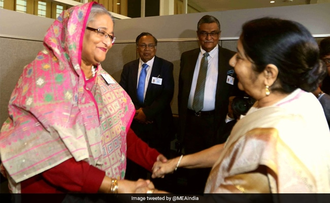 Take back Rohingyas, don't call them Bengalis: Hasina to Myanmar