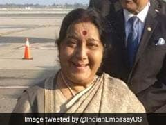 Sushma Swaraj Comes To Aid Of Sick Pakistani National, Gives Him Medical Visa