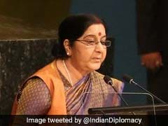 Full Text Of External Affairs Minister Sushma Swaraj's Speech At UN General Assembly