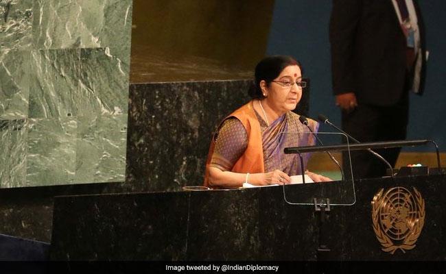 सुषमा स्वराज ने पाकिस्तानी बच्चे को भारत में इलाज के लिए मेडिकल वीजा देने का दिया निर्देश