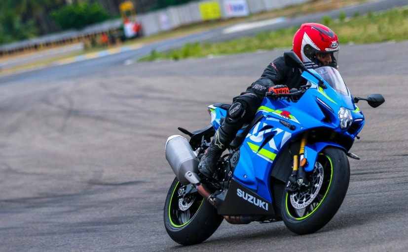 suzuki gsx r1000r first ride