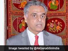 UN में भारत के स्थायी प्रतिनिधि सैयद अकबरुद्दीन का ट्विटर अकाउंट हैक, पाकिस्तानी आतंकी संगठनों पर शक