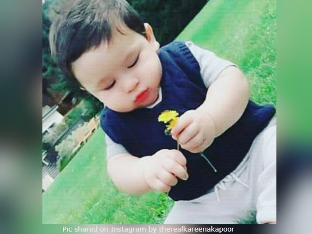 With Taimur Ali Khan, It Does Not Get Any More Adorable Than This