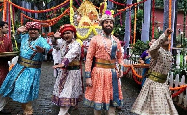 गणपति बप्पा को लाने के लिए शिवाजी बन गया 'तारक मेहता...' का टप्पू!